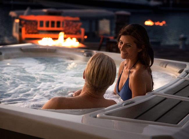 hot tubs for 2 to 3 people